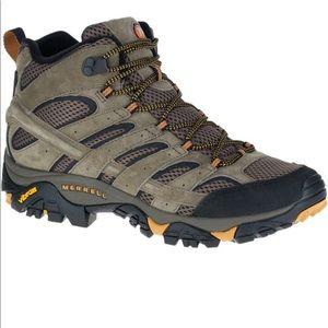 Men's Merrell Moab 2 Mid Ventilator hiker boot